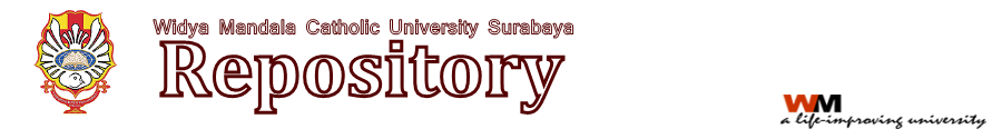 Widya Mandala Catholic University Surabaya Repository